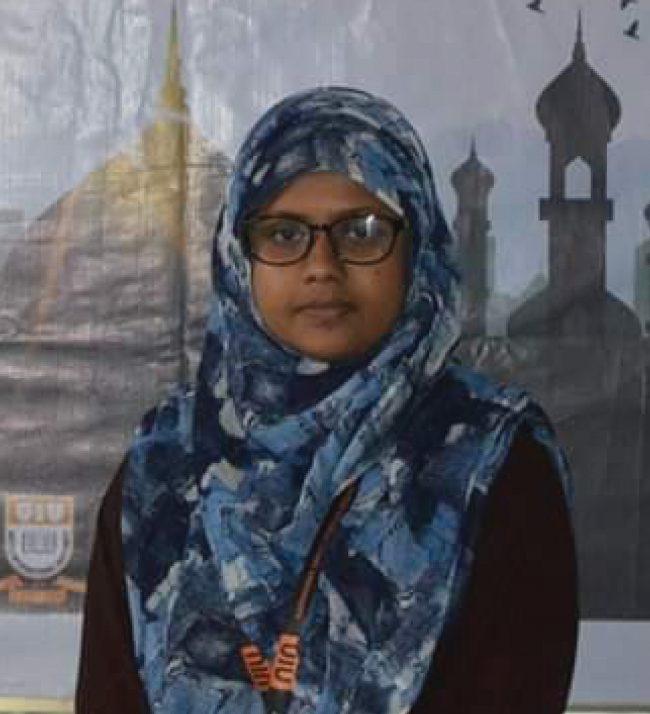 Suriya Najnine Nisamoni