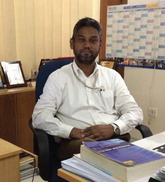 Dr. A.K.M. Muzahidul Islam